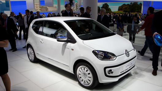 Volkswagen up! стал родоначальником целого семейства