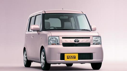 Toyota будет продавать малолитражку Daihatsu под своей маркой