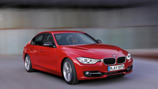 Новое поколение BMW 3 Series будет стоить в России от 1 475 000 рублей