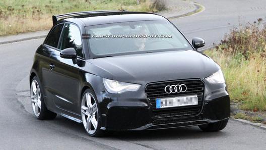 Audi готовит очередного представителя RS-семейства