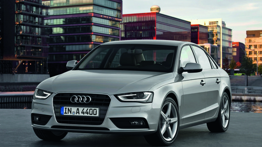 Audi объявила российские цены на обновленный A4