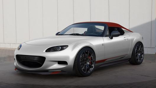 Mazda покажет на тюнинг-выставке два концепта