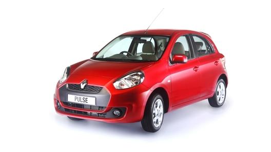 Nissan Micra перевоплотилась для Индии в Renault Pulse