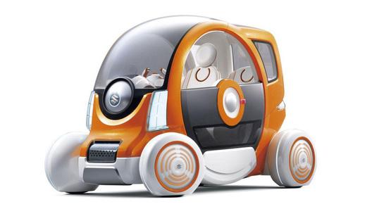 Suzuki покажет в Токио концепт сити-кара и электромобиль будущего