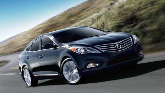 Новый Hyundai Grandeur будет стоить в России от 1 569 000 рублей