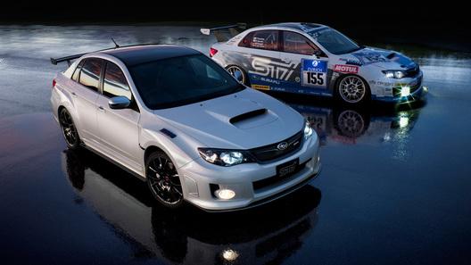 Subaru Impreza получила очередную особую серию