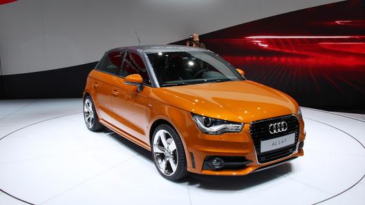 Мировая премьера Audi A1 Sportback состоялась в Токио