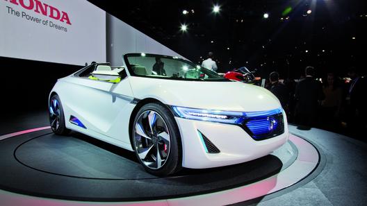 Honda EV-Ster получает шанс на серийное производство
