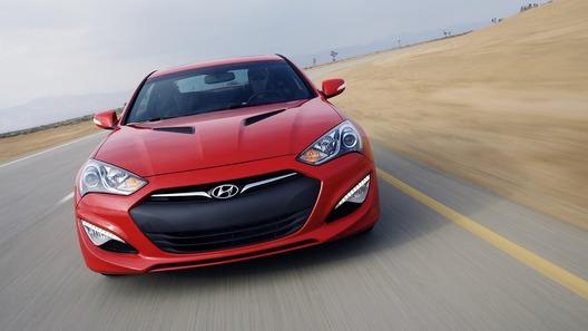 Hyundai Genesis Coupe 2013 получил новые моторы