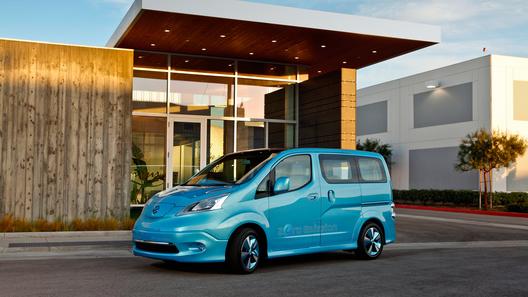 Сборка электрического минивэна Nissan будет налажена в Испании