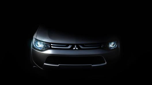 Продажи нового внедорожника Mitsubishi начнутся в России