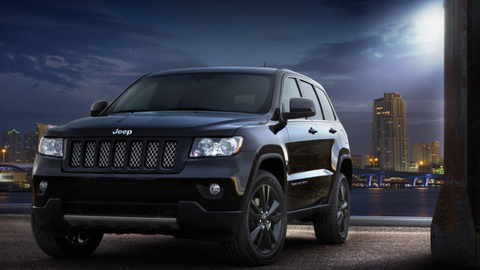 Название для новой комплектации Jeep Gran Cherokee придумает публика