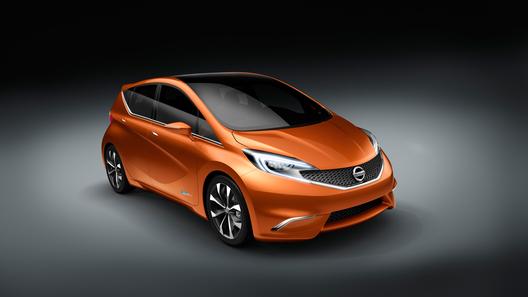 Nissan покажет в Женеве преемника компактвэна Note