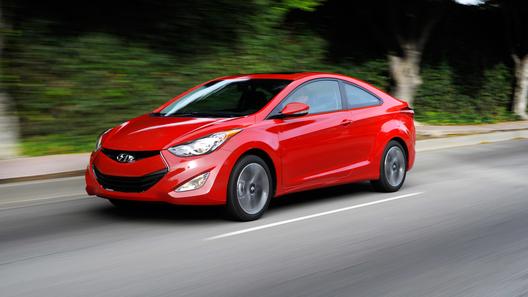 Hyundai представил в Чикаго купе Elantra