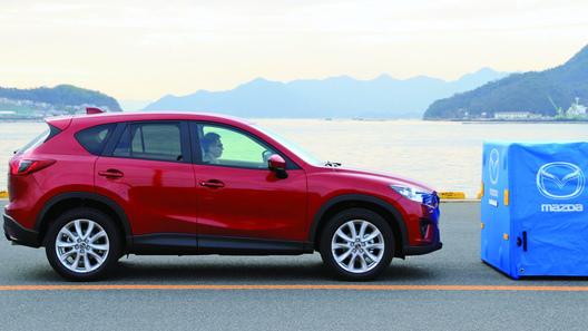 Mazda установит на CX-5
