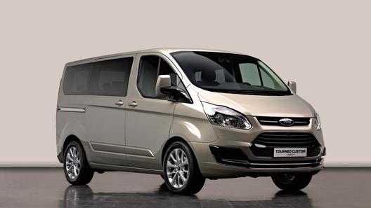 Ford представит в Женеве прототип нового Transit