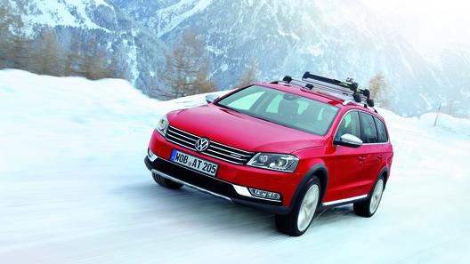 Volkswagen начал принимать заказы на новый Alltrack