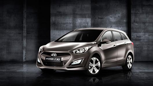 Универсал Hyundai i30 выходит на рынок Европы