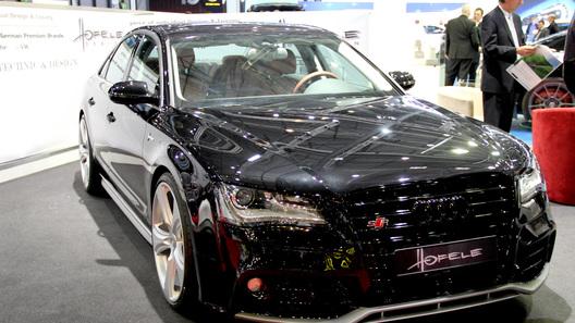 В Hofele Design придумали собственный Audi RS8
