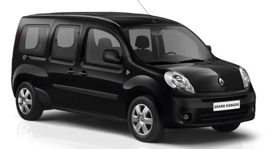Renault Kangoo добавили посадочных мест