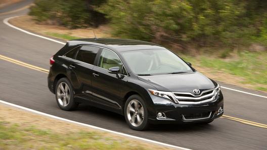 Toyota Venza - что представляет собой новинка российского рынка