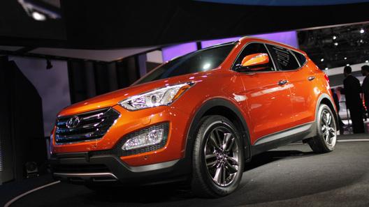 Hyundai привезет на Московский автосалон новое поколение Santa Fe
