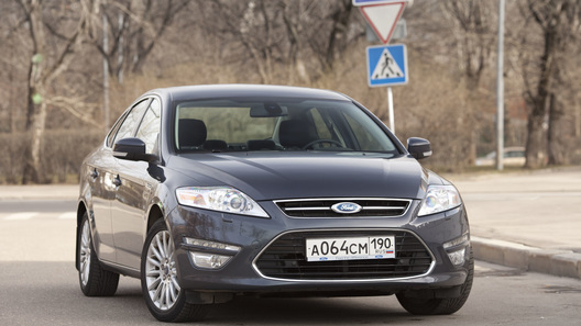 Ford Mondeo: часть 1 (1576 км)
