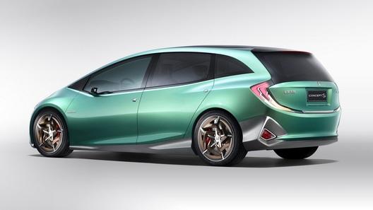 Honda показала в Китае прототип глобального вэна