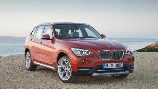 Россияне смогут заказать новый BMW X1 в июле