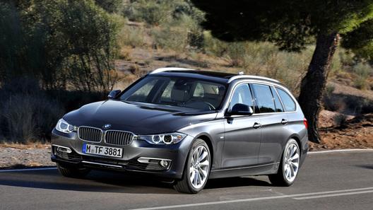 Прием российских заказов на универсал BMW 3 Series начнется в июле