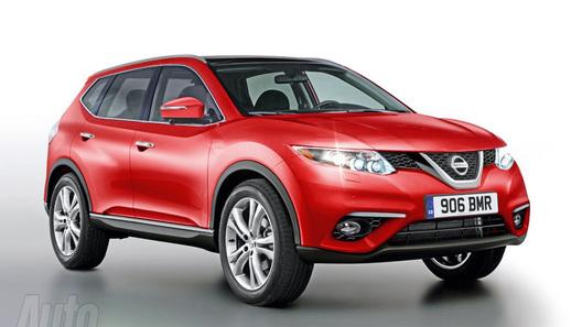 Новый Nissan Qashqai получит внешность в стиле концепта Hi-Cross