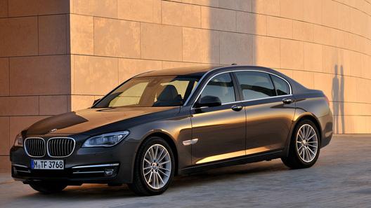 На автосалоне в Москве пройдет мировая премьера новой BMW 7 Series