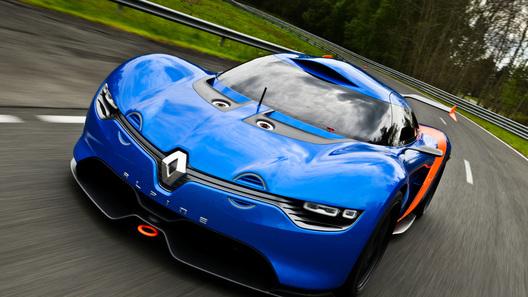 Серийный Renault Alpine A110-50 может стоить 50 000 евро