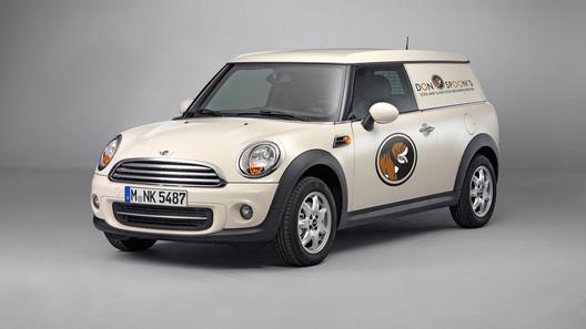 Mini Clubvan за 850 тысяч рублей появится в России осенью