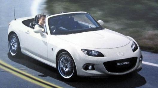Mazda MX-5 готова к очередному рестайлингу