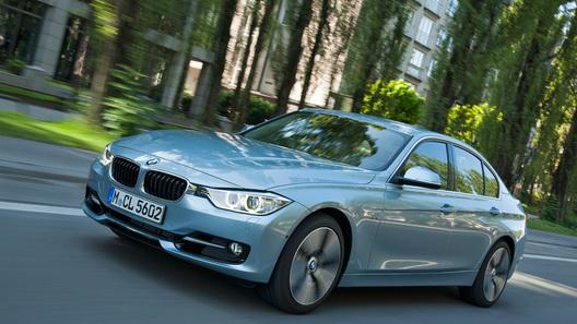 Гибридный BMW 3 серии будет мощнее, чем седан 335i