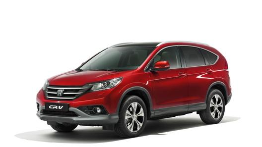 Honda раскрыла подробности о европейской CR-V