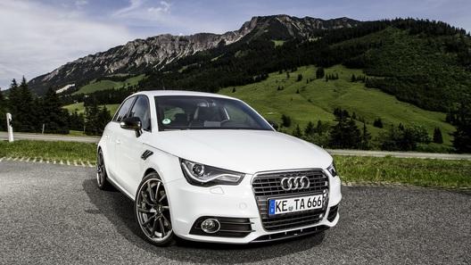 В ABT разработали новый костюм для Audi A1 Sportback
