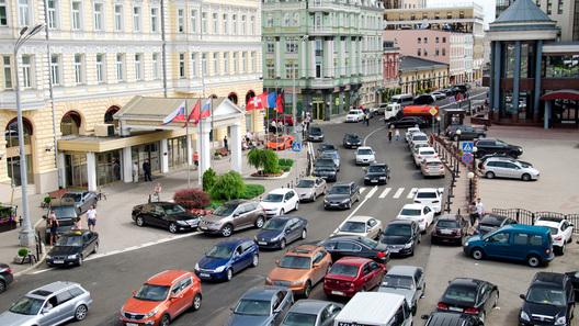 В российских городах предложили испытать  платные перекрестки
