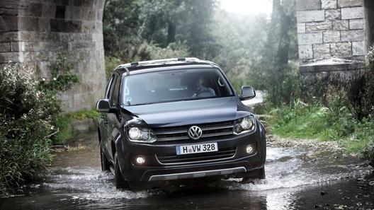 Volkswagen обновляет пикап Amarok