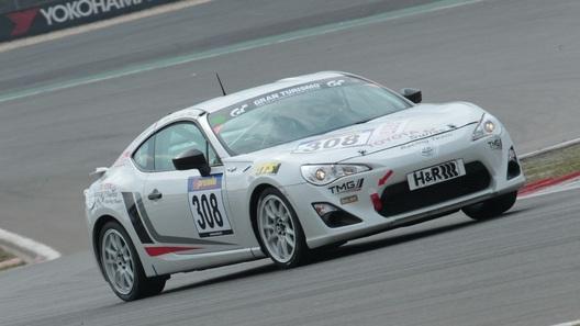 Toyota Motorsport выпустила гоночную версию купе GT86