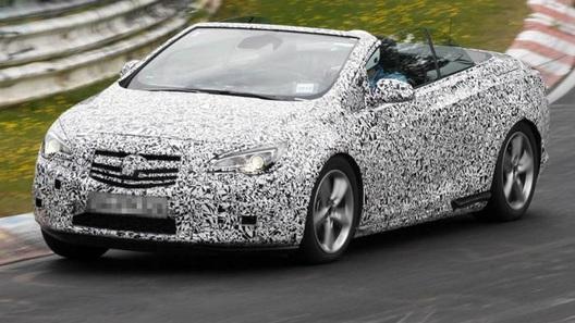 Кабриолет Opel Astra может получить имя Calibra