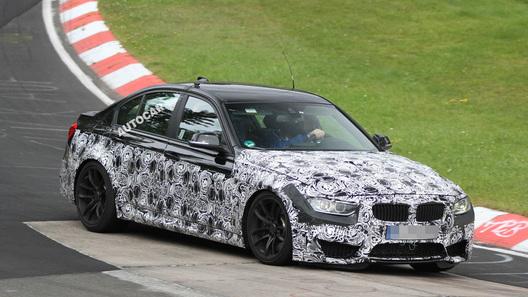Новая BMW M3 многое позаимствует у седана М5