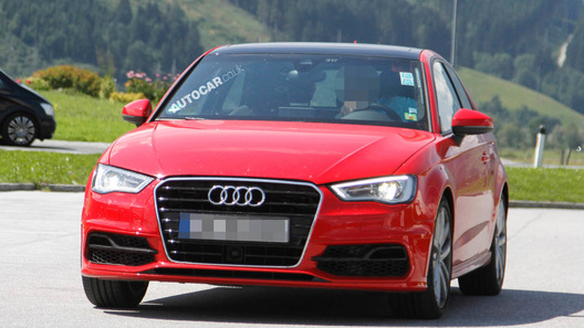 В Париже покажут Audi A3 Sportback