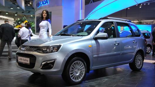 Lada Kalina 2: первые подробности комплектаций автомобиля