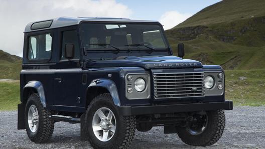 Land Rover представил Defender 2013 модельного года