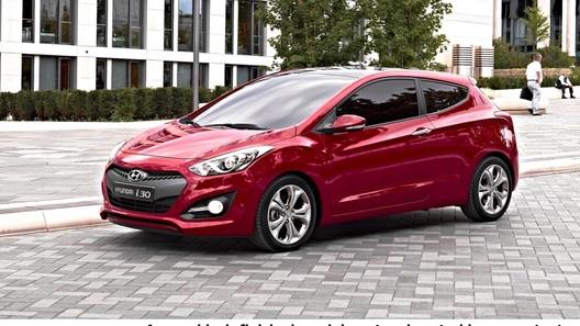Hyundai показала трехдверный i30