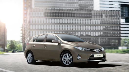 Новый Toyota Auris будет стоить в России от 735 тысяч рублей