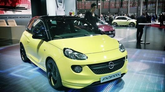 Самый компактный и яркий Opel представили публике