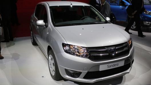 Новый Sandero будет стоить во Франции от 7 900 евро
